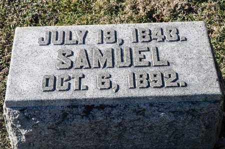 FLETCHER, SAMUEL - Richland County, Ohio   SAMUEL FLETCHER - Ohio Gravestone Photos