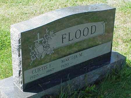 FLOOD, CURTIS E. - Richland County, Ohio | CURTIS E. FLOOD - Ohio Gravestone Photos
