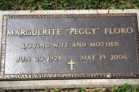 "FLORO, MARGUERITE ""PEGGY"" - Richland County, Ohio | MARGUERITE ""PEGGY"" FLORO - Ohio Gravestone Photos"