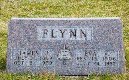 FLYNN, EVA V - Richland County, Ohio | EVA V FLYNN - Ohio Gravestone Photos