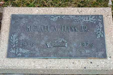 FLYNN JR, MICHAEL A - Richland County, Ohio | MICHAEL A FLYNN JR - Ohio Gravestone Photos