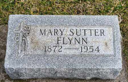 SUTTER FLYNN, MARY - Richland County, Ohio | MARY SUTTER FLYNN - Ohio Gravestone Photos