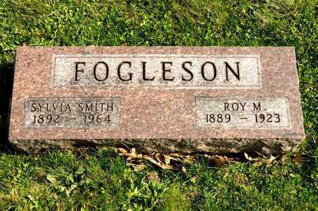 SMITH FOGLESON, SYLVIA - Richland County, Ohio | SYLVIA SMITH FOGLESON - Ohio Gravestone Photos