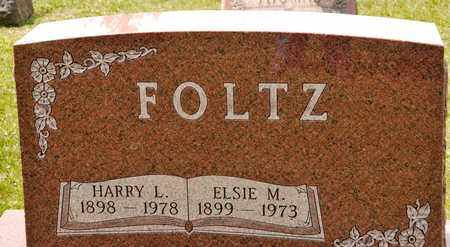 FOLTZ, HARRY L - Richland County, Ohio   HARRY L FOLTZ - Ohio Gravestone Photos