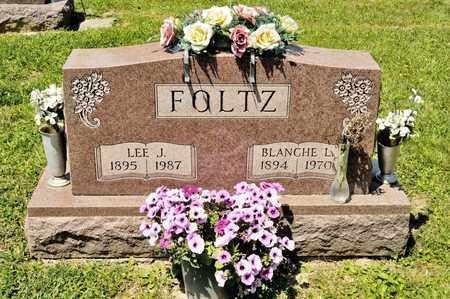 FOLTZ, LEE J - Richland County, Ohio | LEE J FOLTZ - Ohio Gravestone Photos