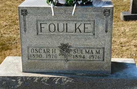 FOULKE, SULMA M - Richland County, Ohio | SULMA M FOULKE - Ohio Gravestone Photos