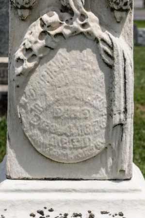 FOULKS, ANNA - Richland County, Ohio | ANNA FOULKS - Ohio Gravestone Photos