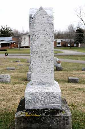 FOWLER, SARAH C - Richland County, Ohio | SARAH C FOWLER - Ohio Gravestone Photos