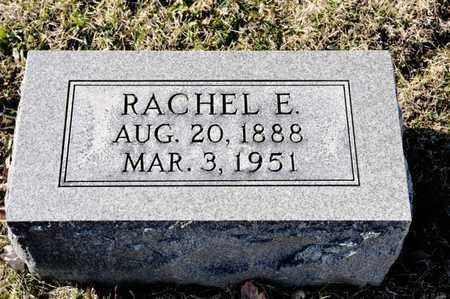 FRANK, RACHEL E - Richland County, Ohio | RACHEL E FRANK - Ohio Gravestone Photos