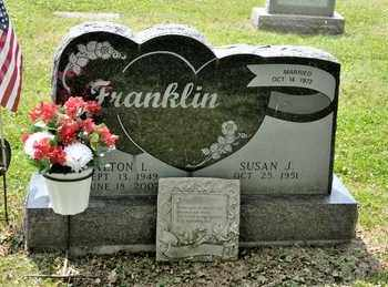 FRANKLIN, ALTON L - Richland County, Ohio | ALTON L FRANKLIN - Ohio Gravestone Photos