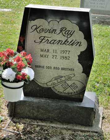 FRANKLIN, KEVIN RAY - Richland County, Ohio   KEVIN RAY FRANKLIN - Ohio Gravestone Photos