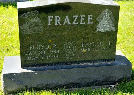 FRAZEE, FLOYD R - Richland County, Ohio | FLOYD R FRAZEE - Ohio Gravestone Photos