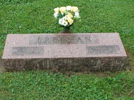 FREEMAN, WILLIAM A. - Richland County, Ohio | WILLIAM A. FREEMAN - Ohio Gravestone Photos