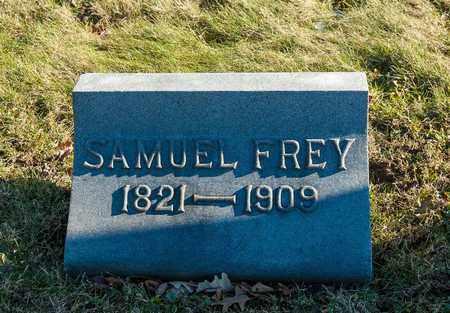 FREY, SAMUEL - Richland County, Ohio   SAMUEL FREY - Ohio Gravestone Photos