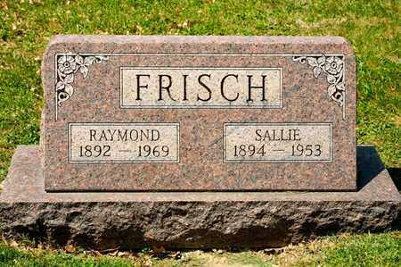 FRISCH, RAYMOND - Richland County, Ohio | RAYMOND FRISCH - Ohio Gravestone Photos
