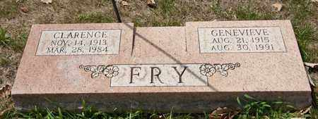 FRY, CLARENCE - Richland County, Ohio | CLARENCE FRY - Ohio Gravestone Photos