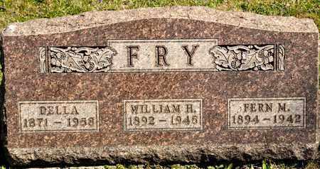 FRY, WILLIAM H - Richland County, Ohio | WILLIAM H FRY - Ohio Gravestone Photos
