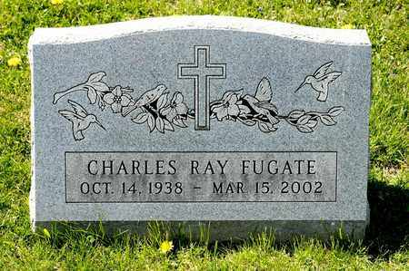 FUGATE, CHARLES RAY - Richland County, Ohio   CHARLES RAY FUGATE - Ohio Gravestone Photos