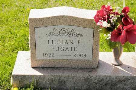 FUGATE, LILLIAN P - Richland County, Ohio | LILLIAN P FUGATE - Ohio Gravestone Photos