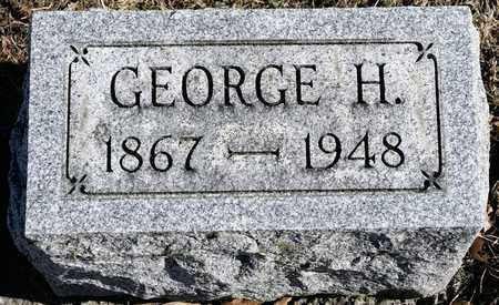 FULLAGER, GEORGE H - Richland County, Ohio | GEORGE H FULLAGER - Ohio Gravestone Photos
