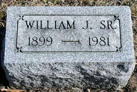 FULLAGER SR, WILLIAM J - Richland County, Ohio | WILLIAM J FULLAGER SR - Ohio Gravestone Photos