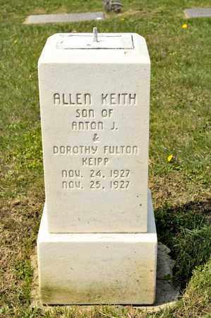 FULTON, ALLEN KEITH - Richland County, Ohio | ALLEN KEITH FULTON - Ohio Gravestone Photos