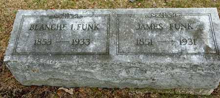 FUNK, BLANCHE I - Richland County, Ohio | BLANCHE I FUNK - Ohio Gravestone Photos