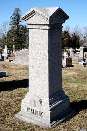FUNK, JOSEPH - Richland County, Ohio   JOSEPH FUNK - Ohio Gravestone Photos