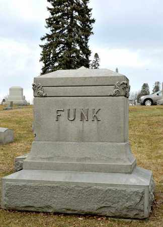 FUNK, WALTER - Richland County, Ohio | WALTER FUNK - Ohio Gravestone Photos