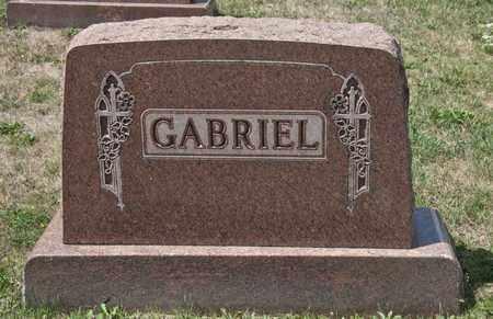 GABRIEL, MAGDALENA - Richland County, Ohio | MAGDALENA GABRIEL - Ohio Gravestone Photos