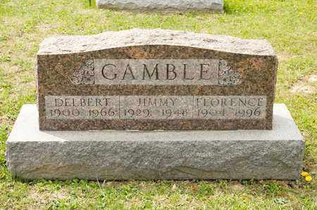 GAMBLE, DELBERT - Richland County, Ohio | DELBERT GAMBLE - Ohio Gravestone Photos