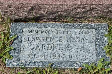 GARDNER JR, LAWRENCE HENRY - Richland County, Ohio | LAWRENCE HENRY GARDNER JR - Ohio Gravestone Photos
