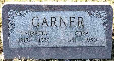 GARNER, LAURETTA - Richland County, Ohio | LAURETTA GARNER - Ohio Gravestone Photos