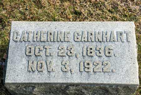 GARNHART, CATHERINE - Richland County, Ohio   CATHERINE GARNHART - Ohio Gravestone Photos