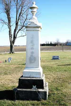 GARNHART, DANIEL - Richland County, Ohio | DANIEL GARNHART - Ohio Gravestone Photos