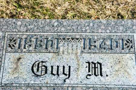 GARNHART, GUY M - Richland County, Ohio   GUY M GARNHART - Ohio Gravestone Photos