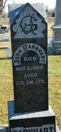 GARNHART, JOHN - Richland County, Ohio   JOHN GARNHART - Ohio Gravestone Photos