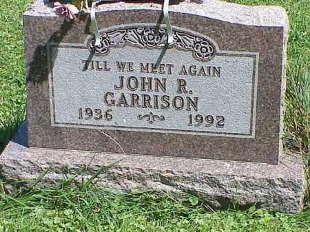 GARRISON, JOHN R. - Richland County, Ohio | JOHN R. GARRISON - Ohio Gravestone Photos