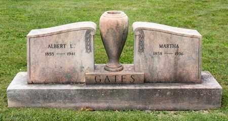 GATES, ALBERT L - Richland County, Ohio | ALBERT L GATES - Ohio Gravestone Photos