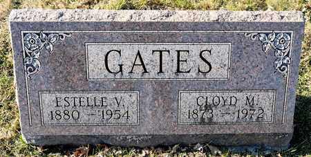 GATES, CLOYD M - Richland County, Ohio | CLOYD M GATES - Ohio Gravestone Photos