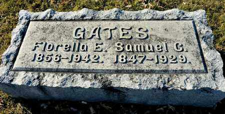 GATES, SAMUEL C - Richland County, Ohio | SAMUEL C GATES - Ohio Gravestone Photos