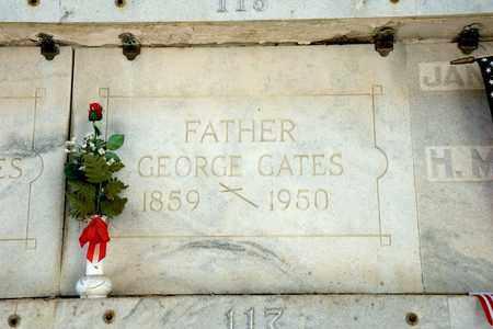 GATES, GEORGE - Richland County, Ohio | GEORGE GATES - Ohio Gravestone Photos