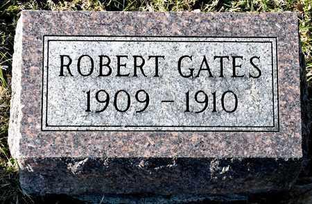 GATES, ROBERT - Richland County, Ohio | ROBERT GATES - Ohio Gravestone Photos