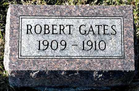 GATES, ROBERT - Richland County, Ohio | ROBERT GATES - Ohio Gravestone Photos