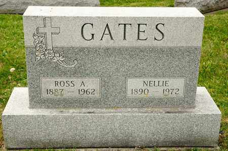 GATES, ROSS A - Richland County, Ohio | ROSS A GATES - Ohio Gravestone Photos