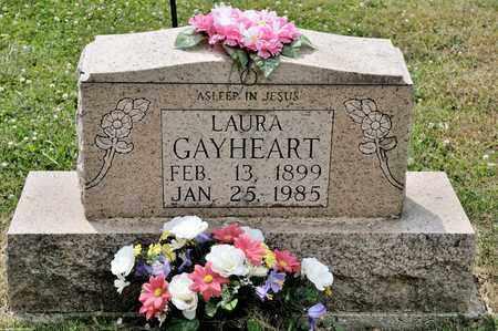GAYHEART, LAURA - Richland County, Ohio   LAURA GAYHEART - Ohio Gravestone Photos