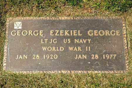 GEORGE, EZEKIEL - Richland County, Ohio | EZEKIEL GEORGE - Ohio Gravestone Photos