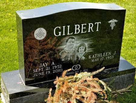 GILBERT, JAY A - Richland County, Ohio | JAY A GILBERT - Ohio Gravestone Photos