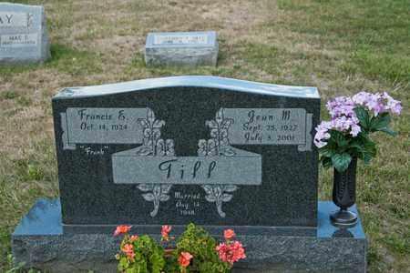 GILL, JEAN M - Richland County, Ohio   JEAN M GILL - Ohio Gravestone Photos