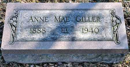 GILLER, ANNE MAE - Richland County, Ohio | ANNE MAE GILLER - Ohio Gravestone Photos